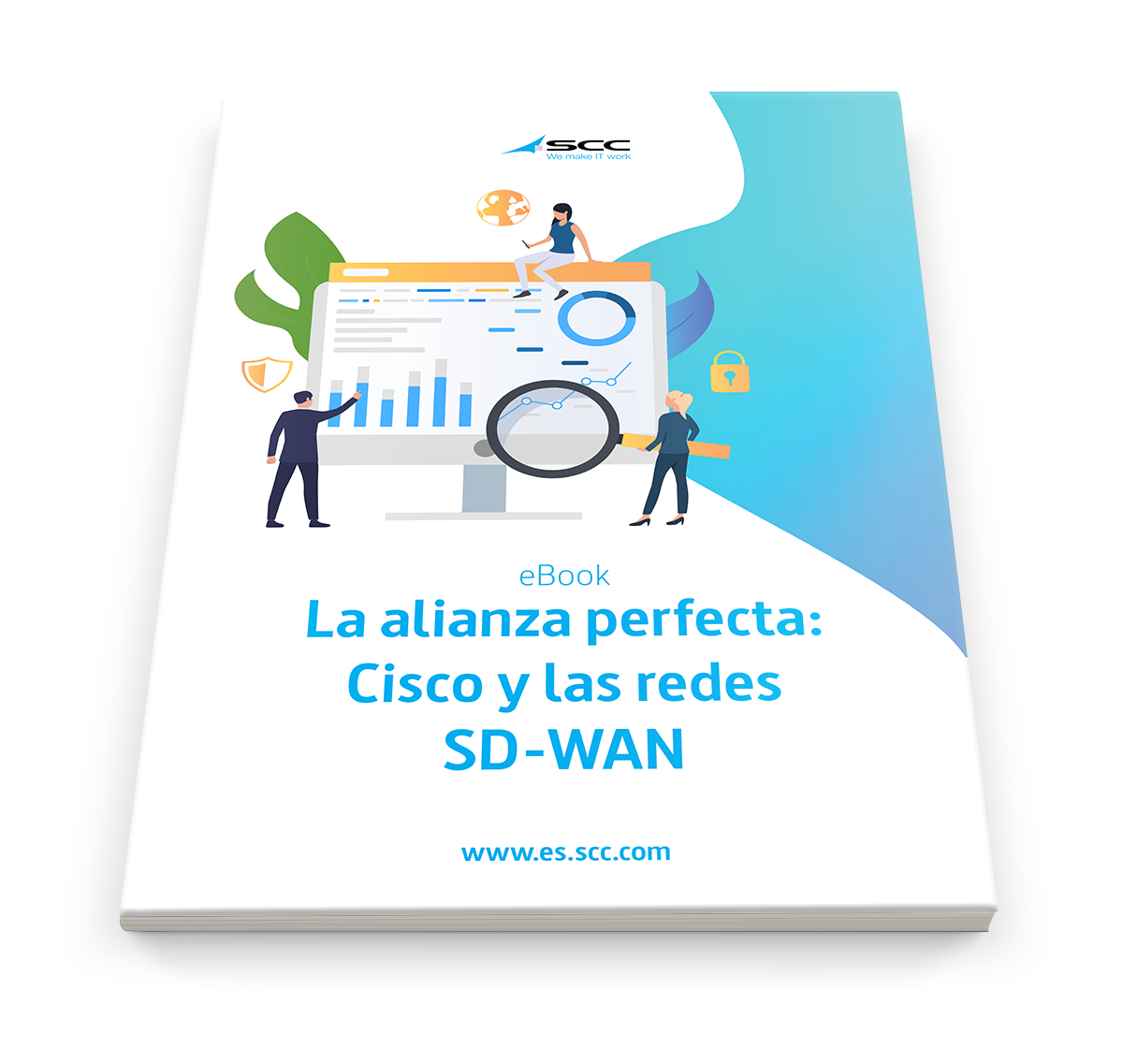 La alianza perfecta: Cisco y las redes SD-WAN.