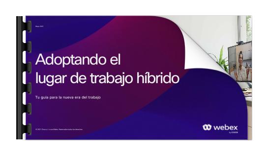 Imagen Cisco Webex trabajo híbrido Q4FY21