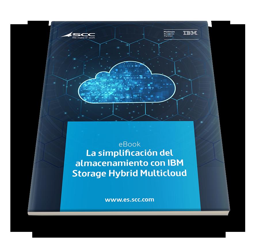 La simplificación del almacenamiento con IBM Storage Hybrid Multicloud