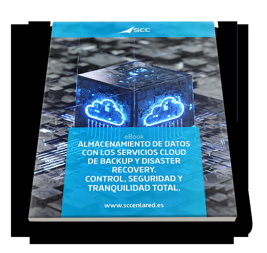 Almacenamiento de datos con los servicios cloud de Backup y Disaster Recovery