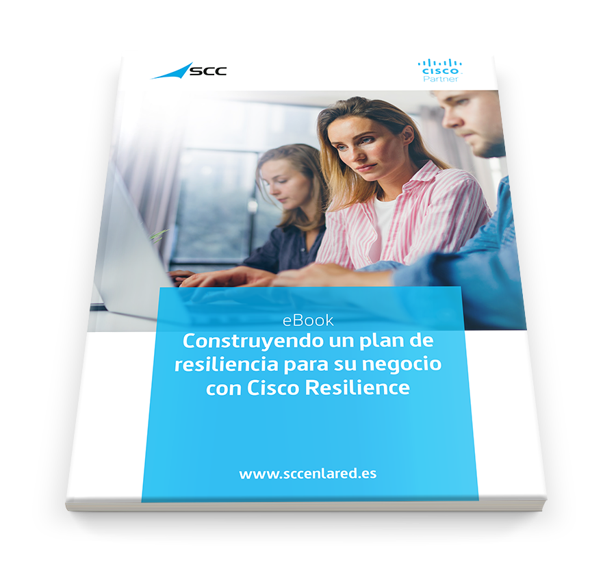 Cisco Cyber Vision y SCC, Protección al corazón de su industria