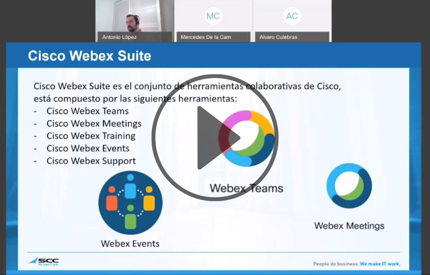 Webinar On Demand - Ingredientes para un Teletrabajo Seguro. Seguridad y Colaboración - Cisco